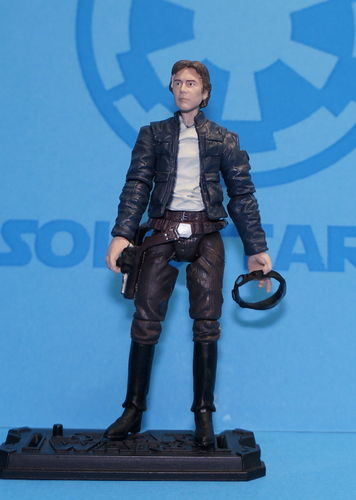 Han Solo Bespin The Vintage Collection N.º50 2011