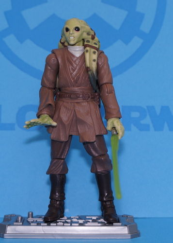 Kit Fisto 2009 Set Nº2 The Legacy Collection 2010