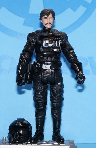 Biggs Darklighter Imperial Pilot The Legacy Collection 3 Pack Nº1 2008
